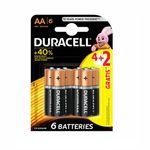 Duracell-Baterie-Basic-AA-R6-Set-6-bucati
