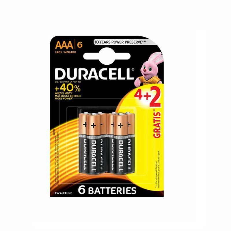 Duracell-Baterie-Basic-AAA-R3-Set-6-bucati