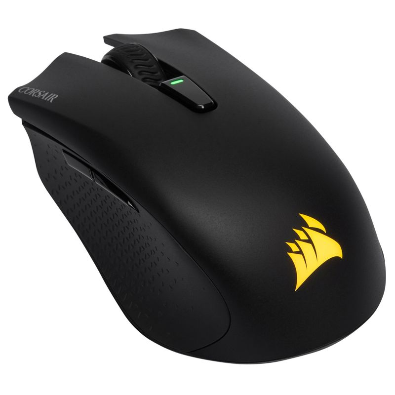 Corsair-Harpoon-RGB-Mouse-Wireless-Gaming-Senzor-Optic-10000DPI-Negru