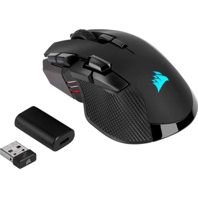 Corsair-Ironclaw-RGB-Mouse-Wireless-Gaming-Senzor-Optic-18000DPI-Bluetooth-2.4Ghz-Negru.4