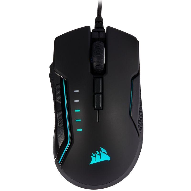 Corsair--Glaive-PRO-RGB-Mouse-Gaming-Senzor-Optic-18000DPI-Aluminum-Negru