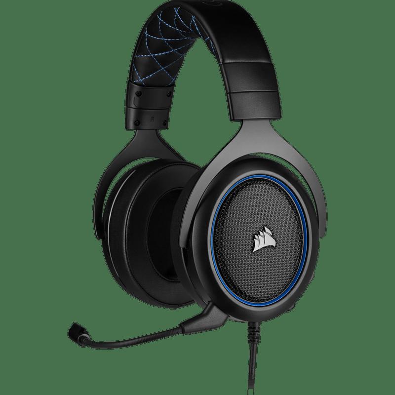 Corsair-HS50-Pro-Casti-Gaming-cu-Microfon--Stereo-Albastru