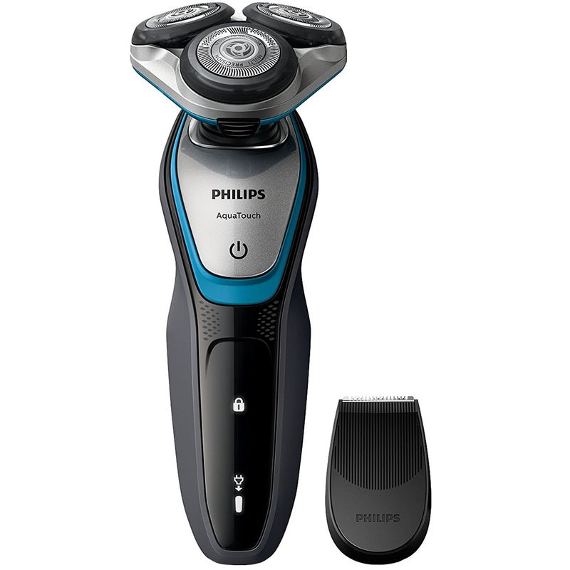 Philips-S5400-06-Series-5000-AquaTouch-Aparat-de-Ras-Electric-LED-Multiprecision