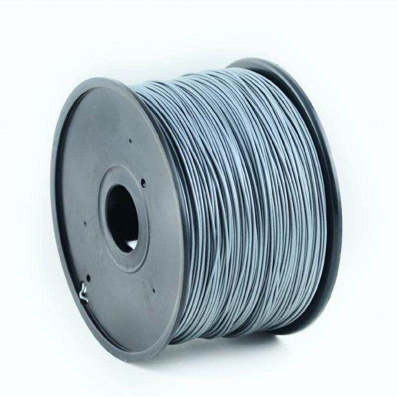Gembird-Filament-ABS-Argintiu-175mm-1kg