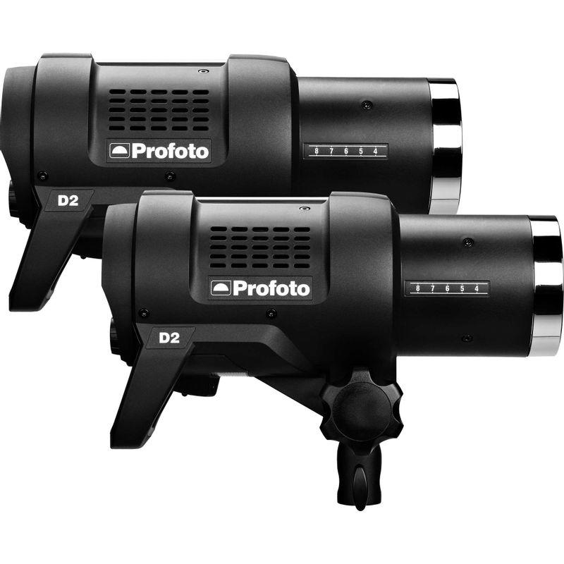 Profoto-D2-Duo-Kit-1000-1000-AirTTL-Studio-Flash-kit