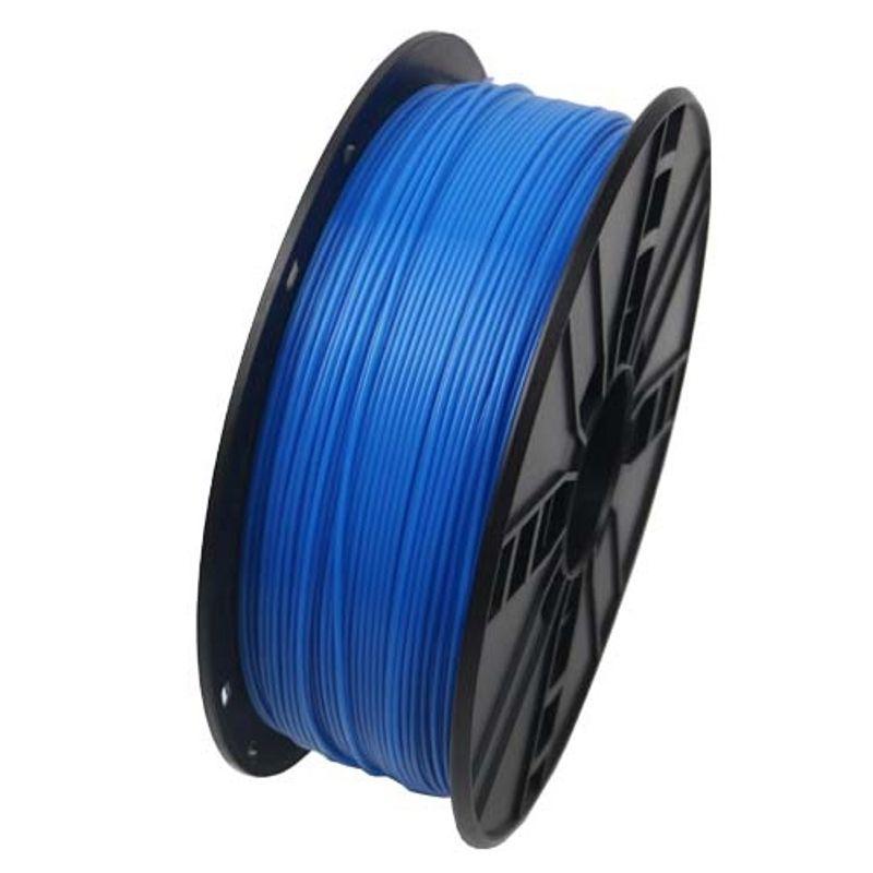 Gembird-Filament-PLA-175mm-1kg-Albastru-Fluorescent-