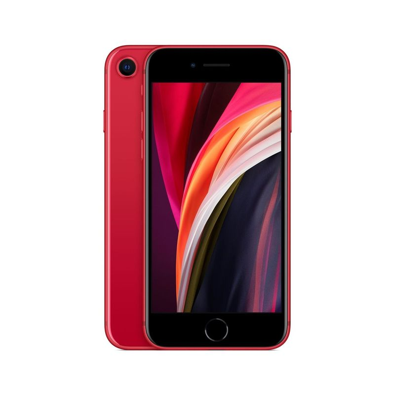 Apple-iPhone-SE-Telefon-Mobil-Dual-SIM-64GB-3GB-RAM-Rosu