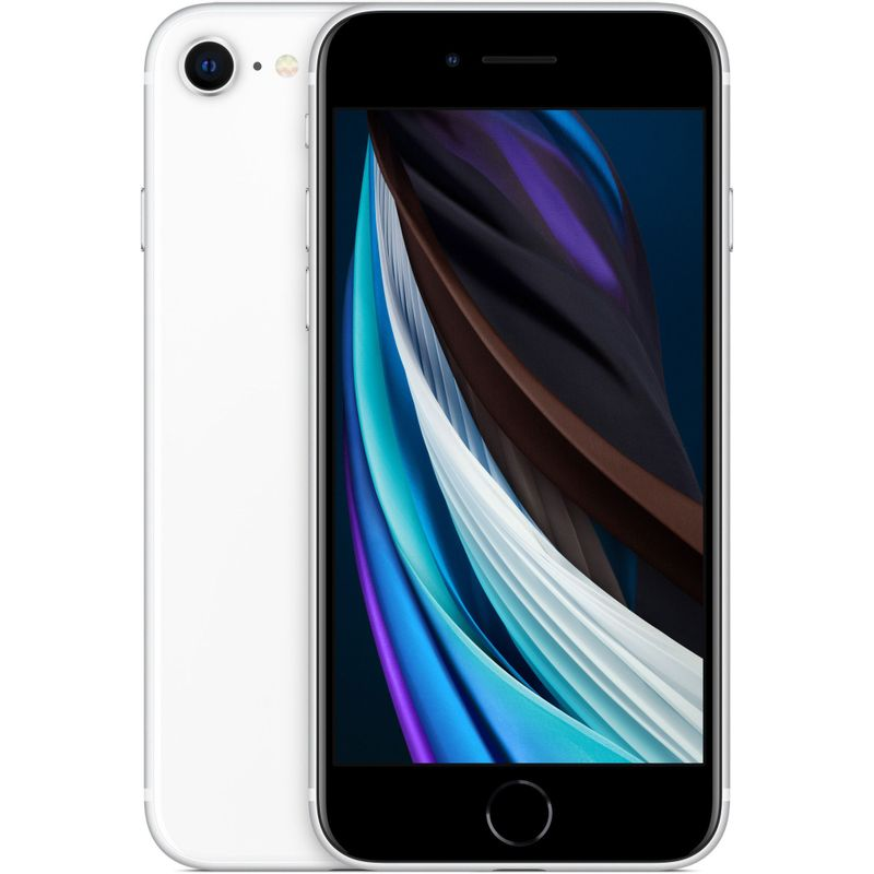 Apple-iPhone-SE-Telefon-Mobil-Dual-SIM-128GB-3GB-RAM-Alb.2