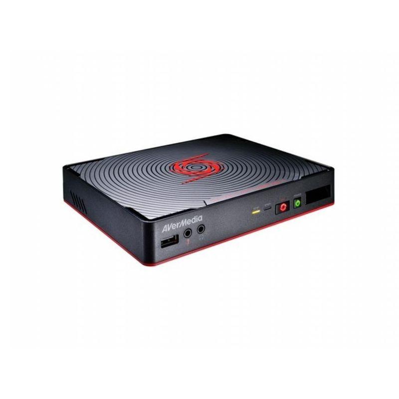 AVerMedia-Video-Grabber-Game-Capture-HD-II-Placa-de-Captura-HDMI-USB-FullHD