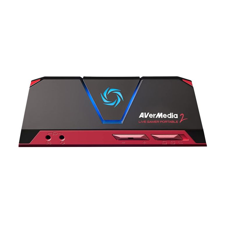 AVerMedia-Video-Grabber-Live-Gamer-Portable-2-Placa-de-Captura-USB-HDMI-1080p60