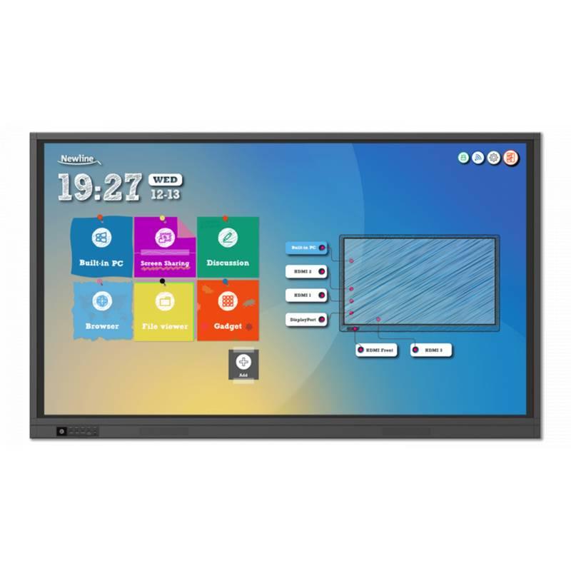 Newline-Display-Interactiv-86-4K-UHD-Android-8.0