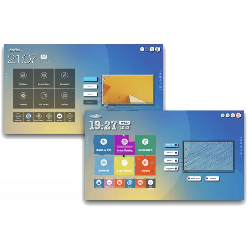 Newline-Display-Interactiv-86-4K-UHD-Android-8.0--2-
