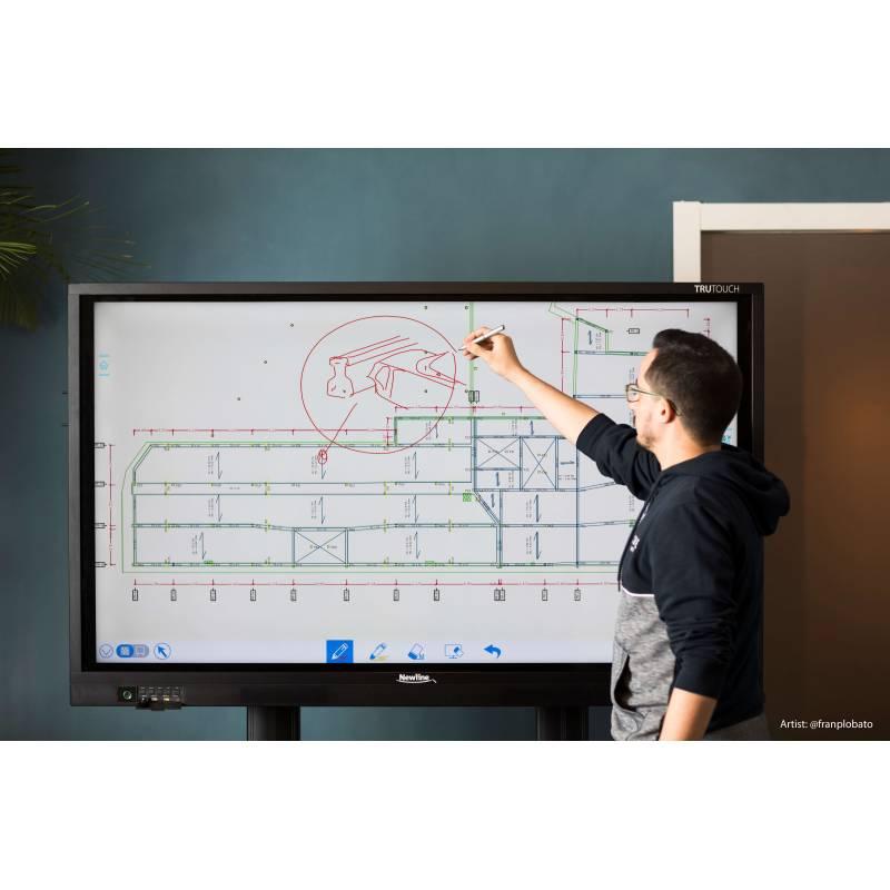 Newline-Display-Interactiv-86-4K-UHD-Android-8.0--3-
