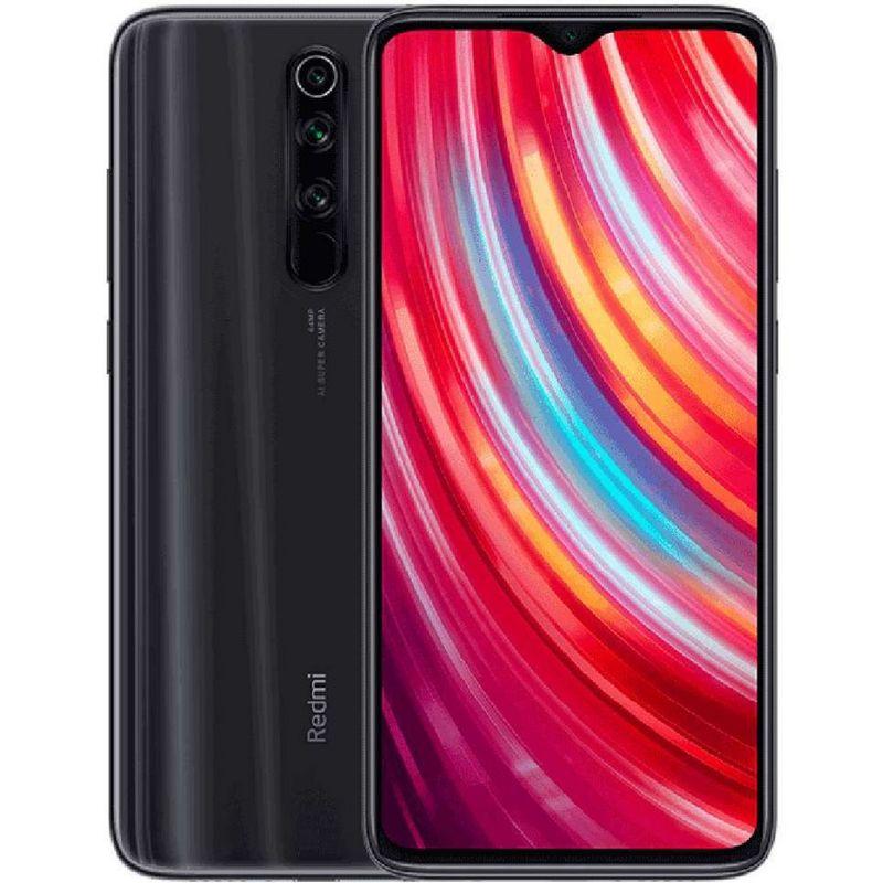 Telefon-mobil-Dual-SIM-Xiaomi-Redmi-Note-8-Pro-64GB-6GB-RAM-LTE-Black-2