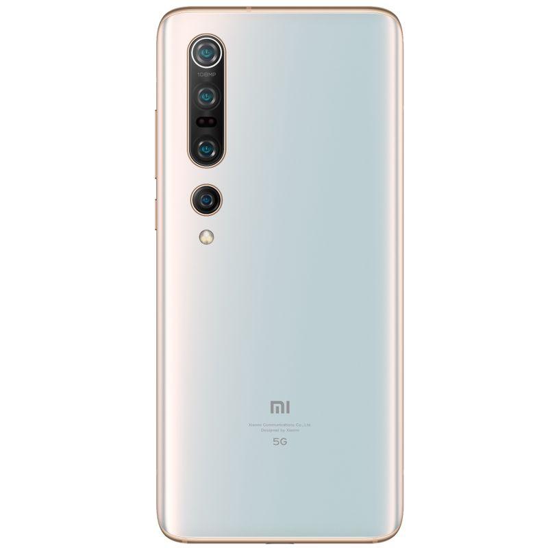 Telefon-mobil-Dual-SIM-Xiaomi-Mi-10-Pro-5G-256-GB-8-GB-RAM-Alpine-White