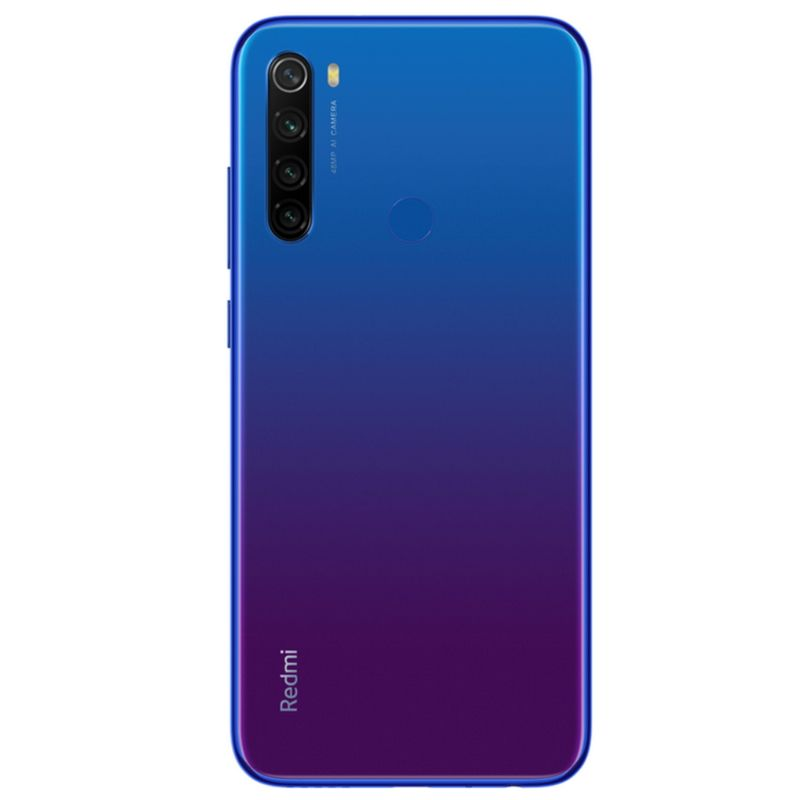 Telefon-mobil-Dual-SIM-Xiaomi-Redmi-Note-8T-128GB-4GB-RAM-LTE-Starscape-Blue