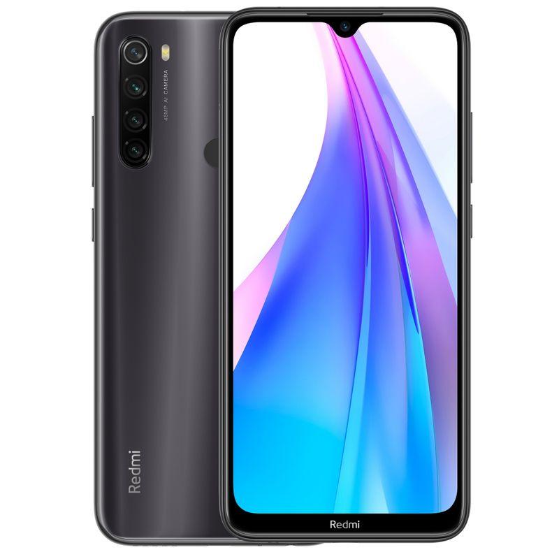 Telefon-mobil-Dual-SIM-Xiaomi-Redmi-Note-8T-64GB-4GB-RAM-LTE-Moonshadow-Grey