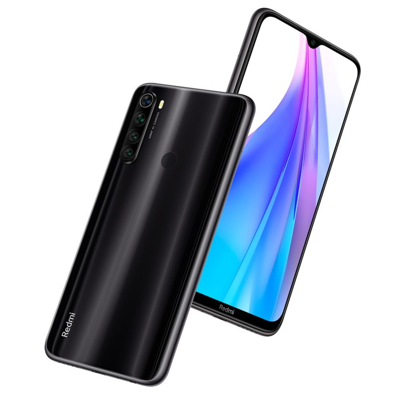 Telefon-mobil-Dual-SIM-Xiaomi-Redmi-Note-8T-64GB-4GB-RAM-LTE-Moonshadow-Grey-1