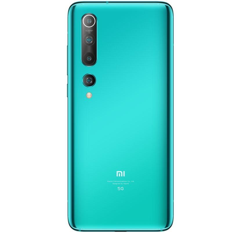 Telefon-mobil-Dual-SIM-Xiaomi-Mi-10-5G-256-GB-8-GB-RAM-Coral-Green-1