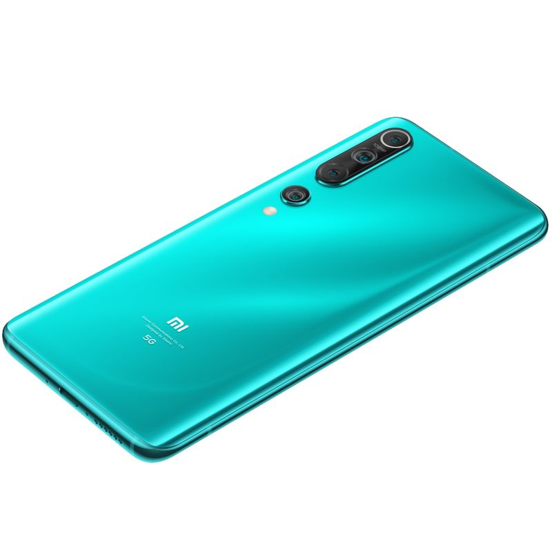 Telefon-mobil-Dual-SIM-Xiaomi-Mi-10-5G-256-GB-8-GB-RAM-Coral-Green-3