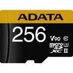 ADATA-Card-de-Memorie-MicroSDXC-256GB-Class-10-CititScris-275155MBps---Adaptor--2-
