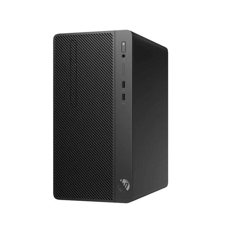 HP-290-G3-Microtower-9LC17EA-Sistem-Desktop-Intel-Core-i3-9100-RAM-4GB-DDR4-SSD-256GB-M.2-PCle-NVMe-Intel-UHD-Graphics