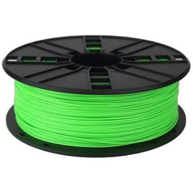 GEMBIRD-3DP-ABS1.75-01-FG-Filament-Gembird-ABS-Verde-Fluorescent-175mm-1kg