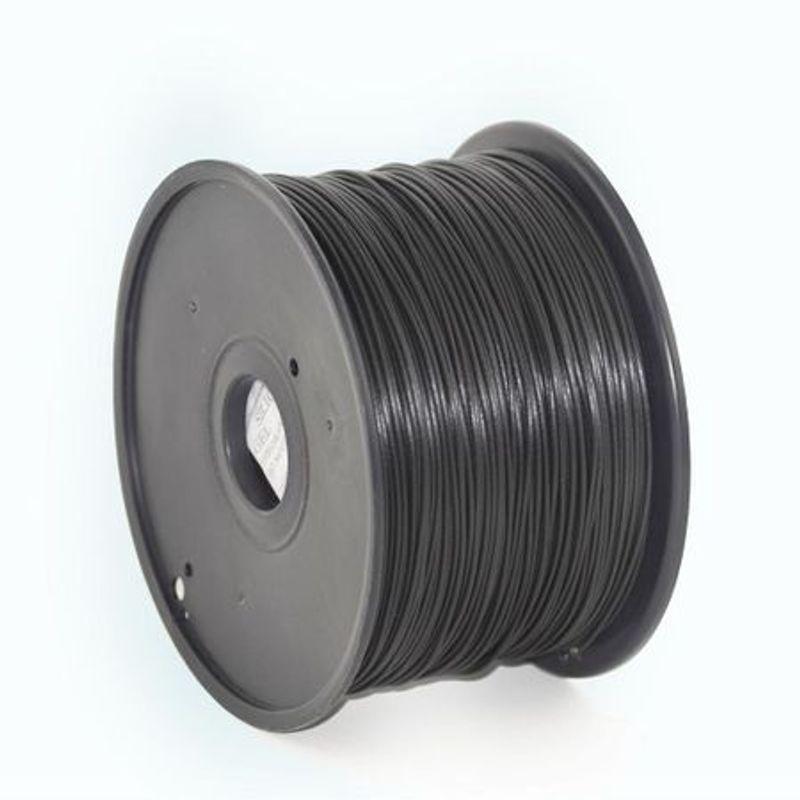 GEMBIRD-3DP-ABS1.75-01-BK-Filament-ABS-Negru-175mm-1kg