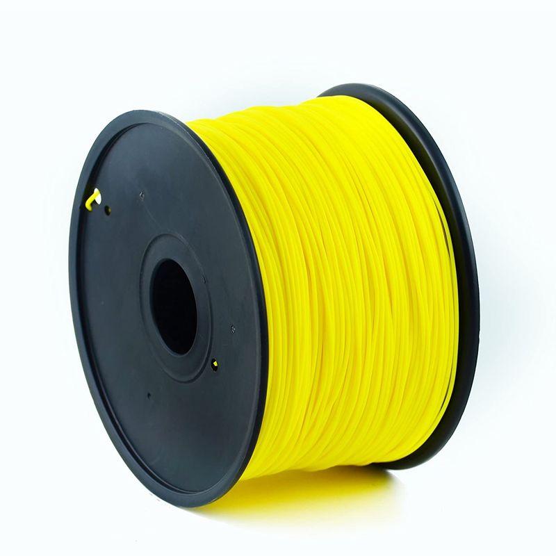 GEMBIRD-FF-3DP-PLA1.75-02-Y-Filament-PLA-Galben-Fluorescent-175mm-0.6kg