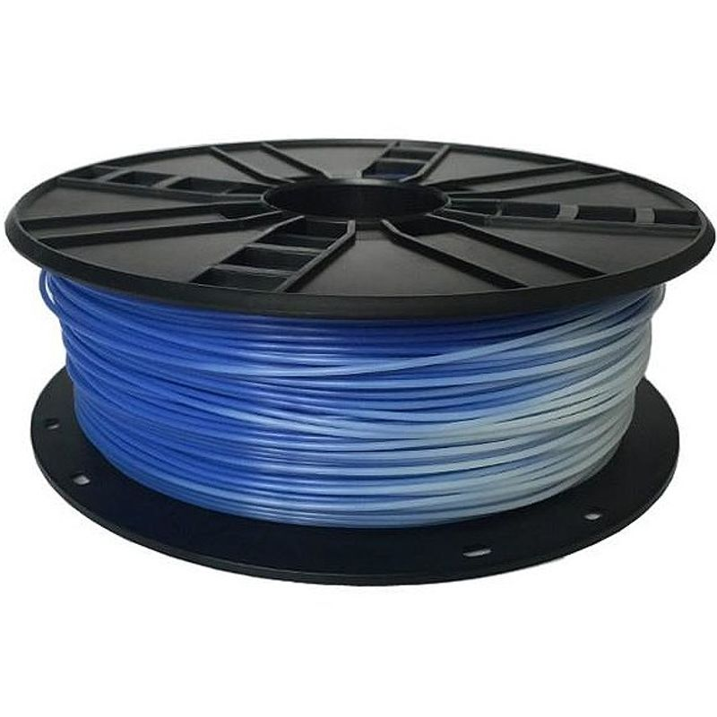 GEMBIRD-3DP-PLA1.75-01-BW-Filament-Gembird-PLA-Blue-to-White-175mm-1kg