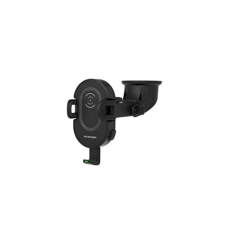 RAVPower-RP-SH007-Incarcator-Auto-Wireless-cu-Suport-Negru--2-