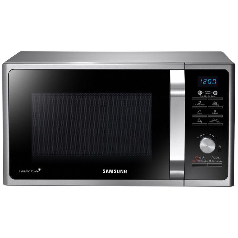 Samsung-MG23F301TAS-Cuptor-cu-Microunde-cu-Grill-23-L-800-W-Digital-Silver