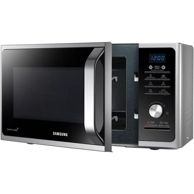 Samsung-MG23F301TAS-Cuptor-cu-Microunde-cu-Grill-23-L-800-W-Digital-Silver--3-