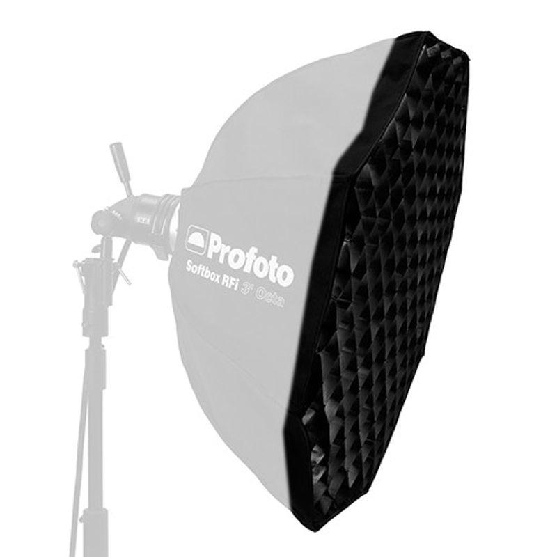 Profoto-50°-Softgrid-for-RFi-3.0-x-3.0--Softbox