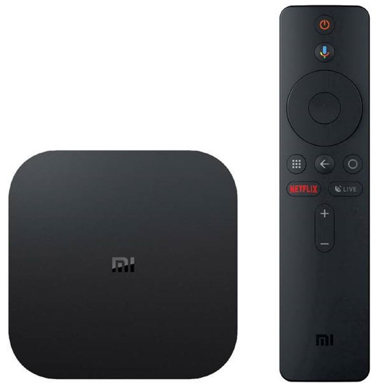 Player-Multimedia-Xiaomi-MI-Box-S-EU-4K-Ultra-HD-HDR-Control-voce-Negru