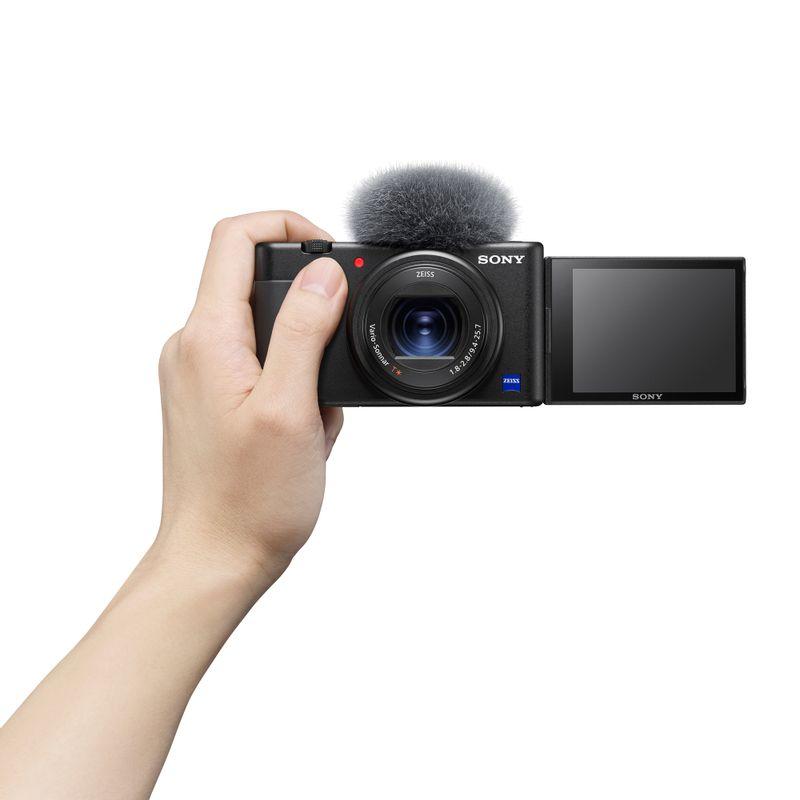 Sony-ZV-1-Camera-pentru-Vlogging-4K