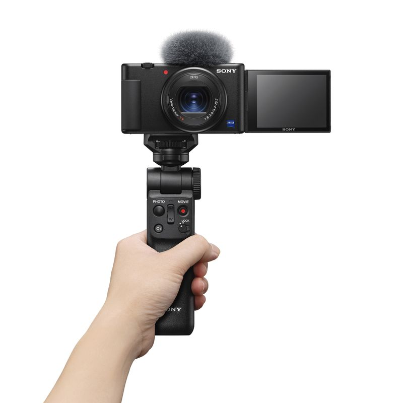 Kit-Sony-ZV-1-Camera-pentru-Vlogging-4K-cu-Grip-Sony-GP-VPT2BT