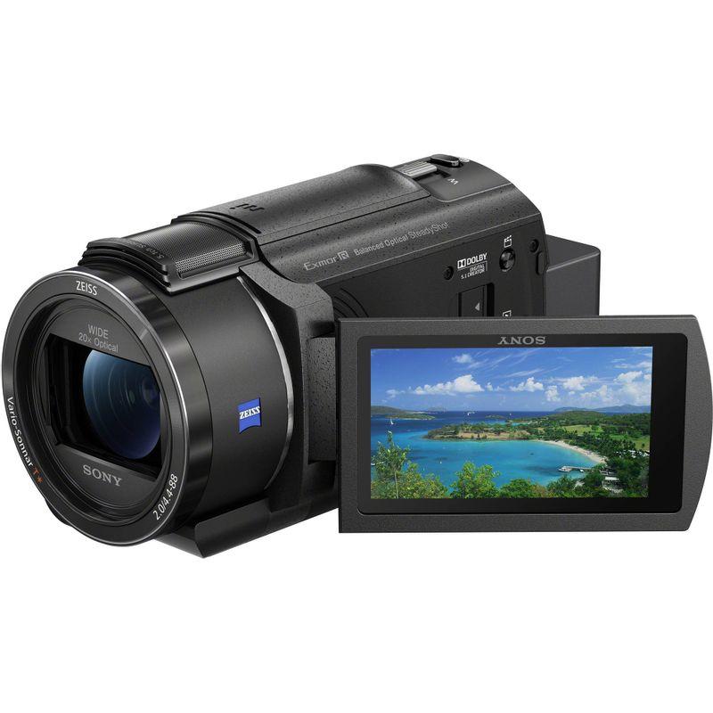 Sony-Handycam-FDR-AX43-Camera-Video-Compacta-4K