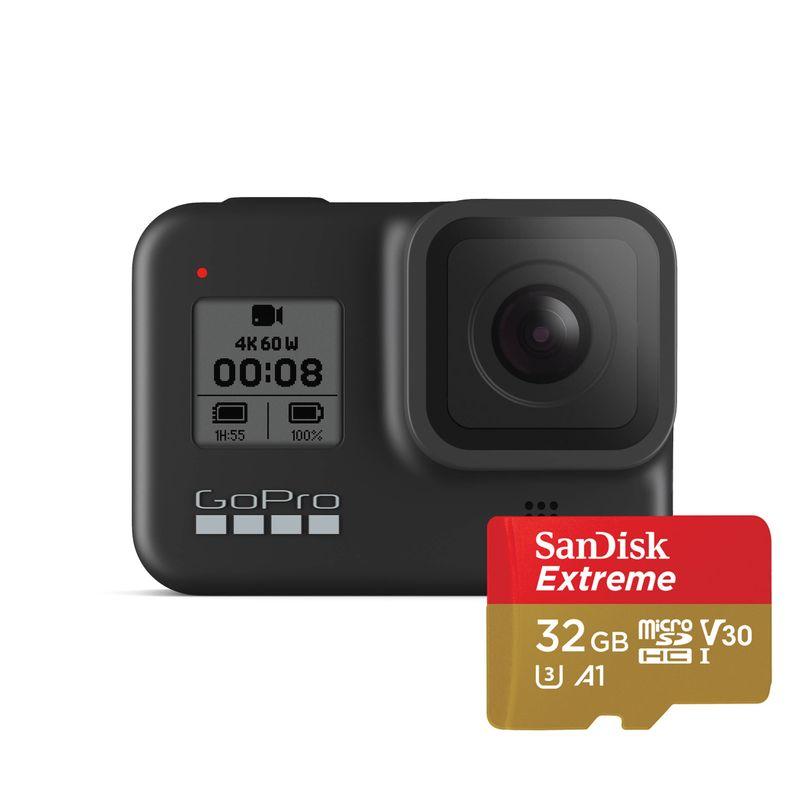 GoPro-HERO-8-Black-Camera-de-Actiune-4K60-cu-Card-de-Memorie-microSDHC-32GB