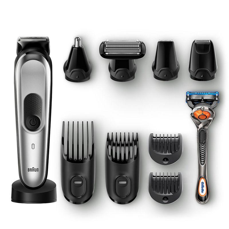 Braun-MGK7020-Kit-de-Ingrijire-Multifunctional-10in1-cu-Gillette-ProGlide-FlexBall-Inclus