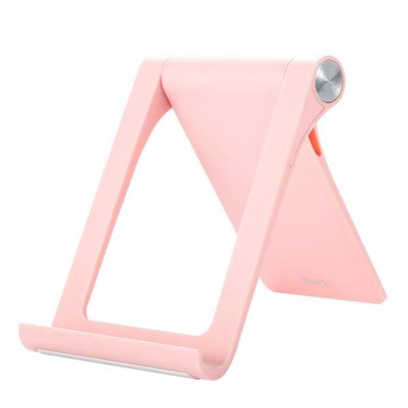 Benks-L18-Suport-birou-pentru-smartphone-roz.jpg