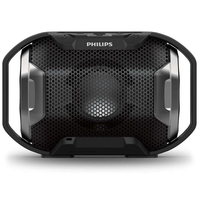Philips-SB300B-00-Boxa-Portabila-Wireless-Bluetooth-Waterproof-4W-Negru