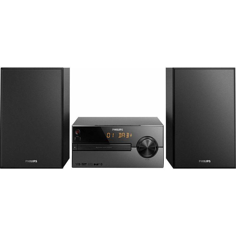Philips-BTB2515-12-Microsistem-Audio-Negru