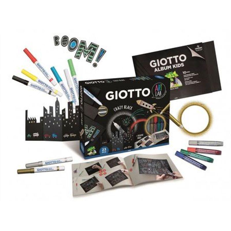 Giotto-Set-creativ-Crazy-Black-Art-Lab-Giotto
