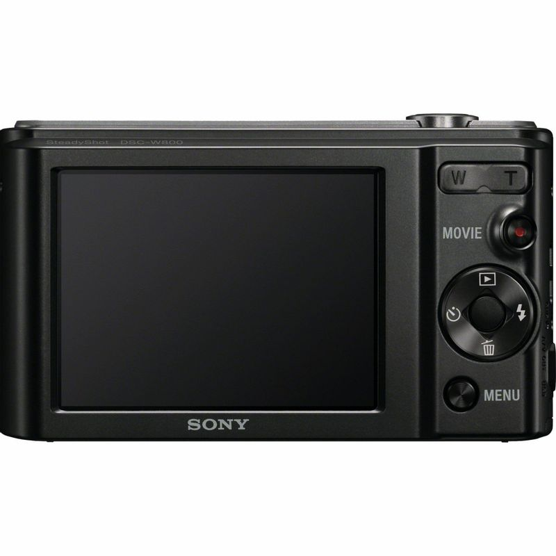 Sony-DSC-W800-Aparat-Foto-Compact-201-MP-Zoom-Optic-5x-Negru--3-