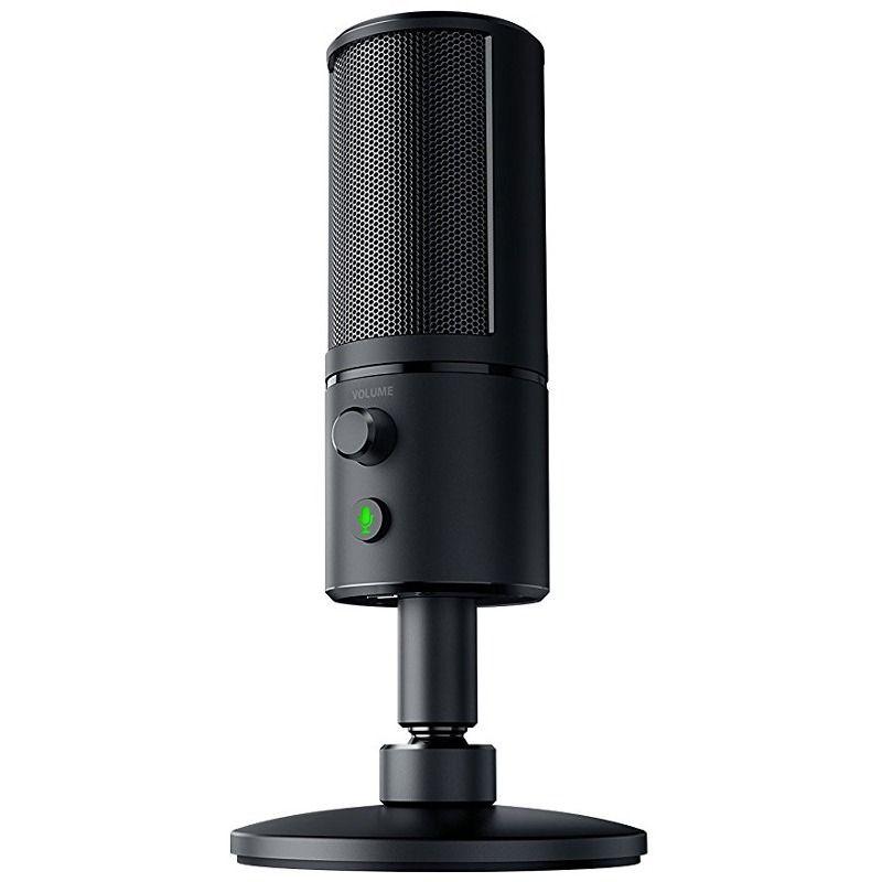 Razer-Seiren-X-Microfon-Gaming-Negru