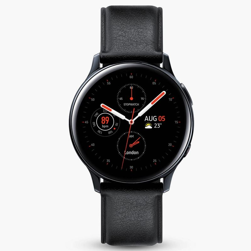 Samsung-Galaxy-Watch-Active-2-Smartwatch-40-mm-Wi-Fi-Stainless-Steel-Negru