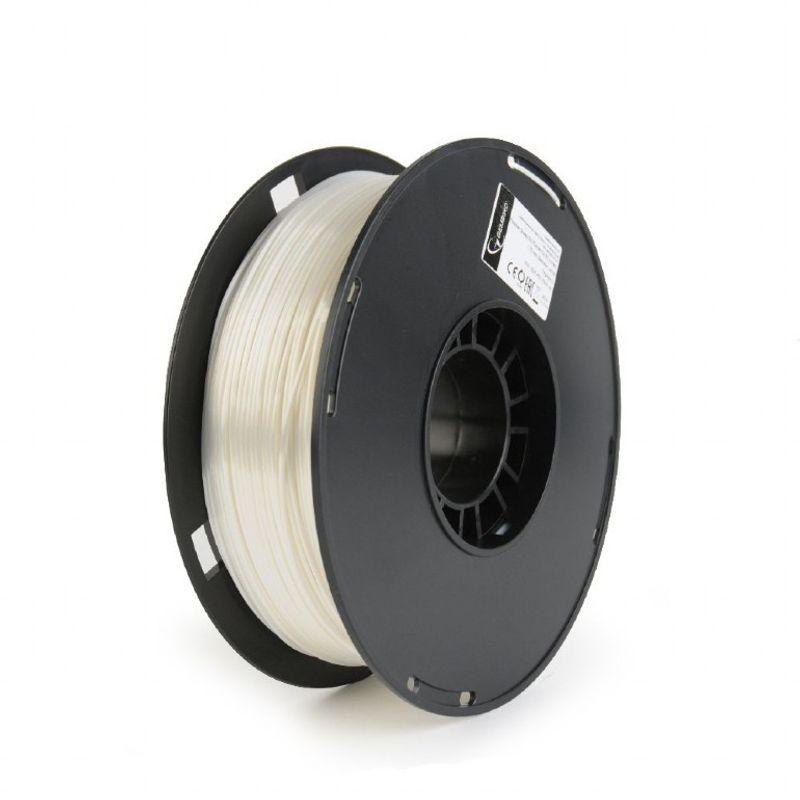 Gembird-3DP-PS1.75-01-W-Filament-Polymer-Glossy-Alb-175mm-1kg