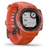 Garmin Instinct Smartwach GPS Flame Red