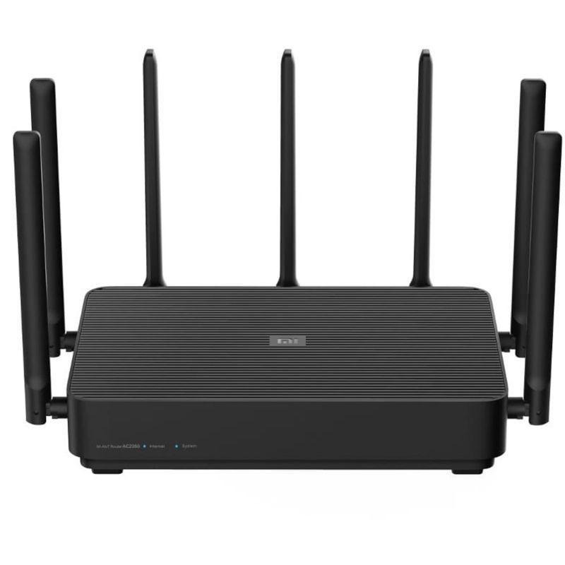 Xiaomi-Mi-AloT-Router-Wireless-AC2350-Qualcomm-QCA9563-2.4G-5G-LAN-1000-Mbps-OpenWRT-Negru